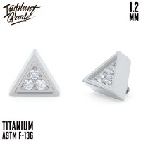Накрутка Triangle Crystal Implant Grade 1.2 мм титан